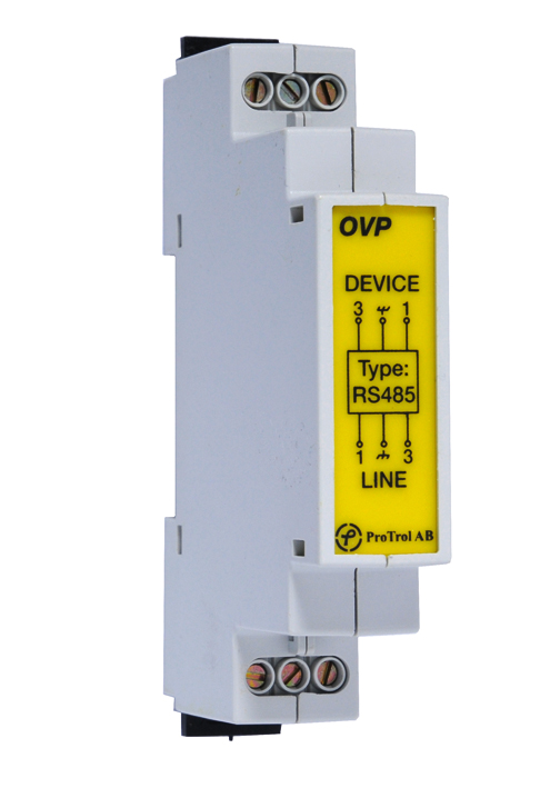 Protrol OVP RS485 over voltage protection