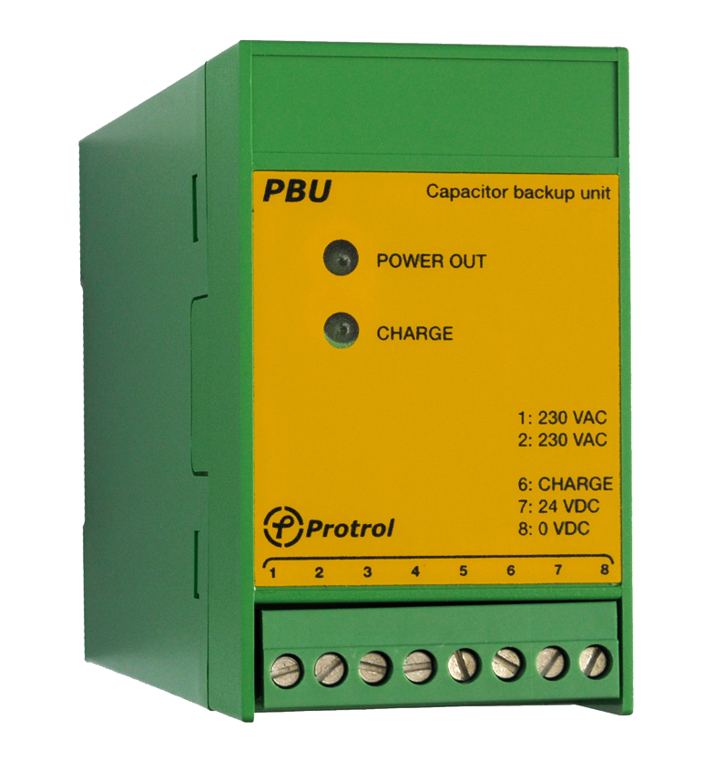 Protrol PBU power supply 24 VDC