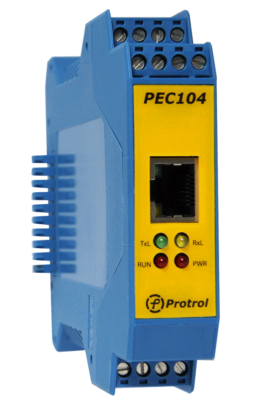 Protrol PEC104 IEC6087-5-104 - 101 interface